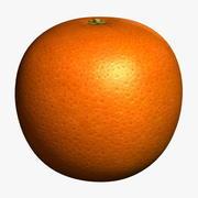 Orange 3d model