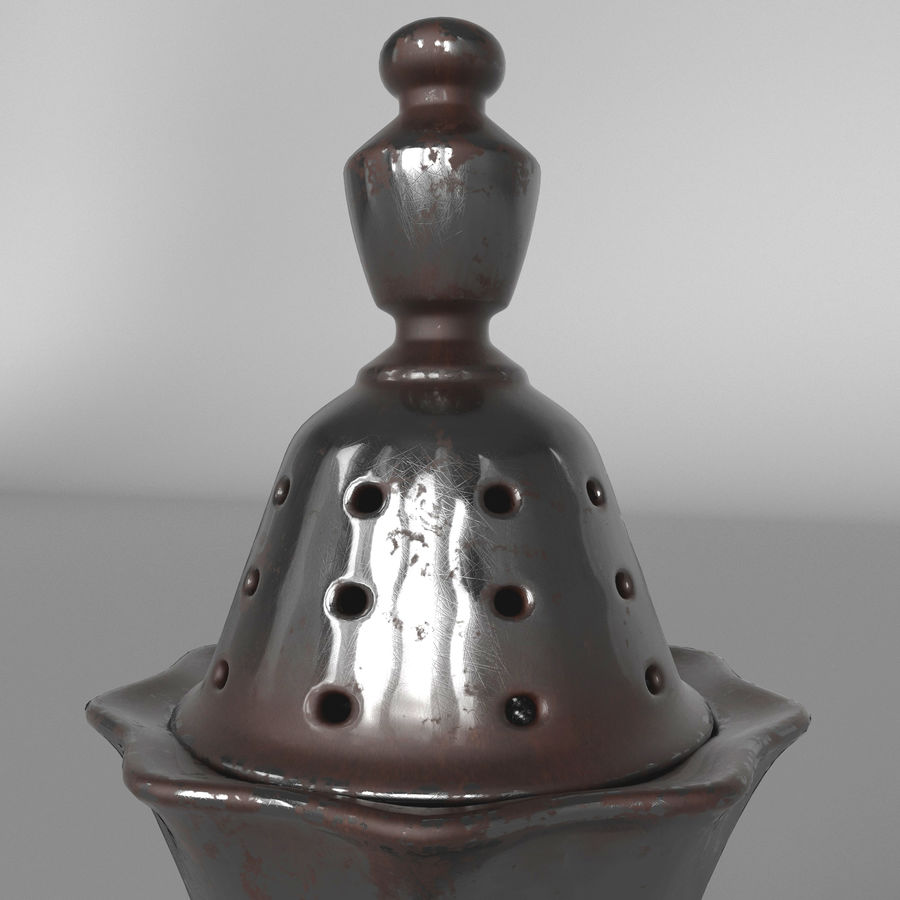 Salt & Pepper royalty-free 3d model - Preview no. 5