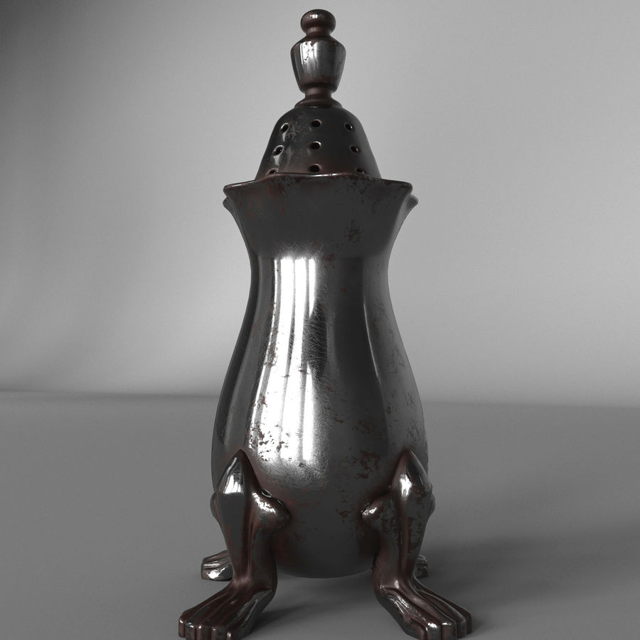 Salt & Pepper royalty-free 3d model - Preview no. 1