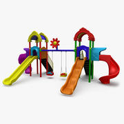 Playground 1 3d model
