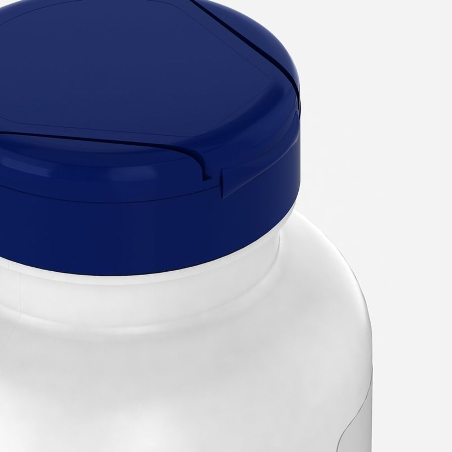 BOTTLE 300cc royalty-free 3d model - Preview no. 3