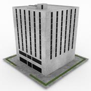 Office Build 08 modelo 3d