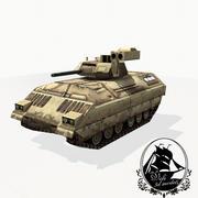 M2 Bradley 3d model