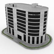 Oficina de construcción 19 modelo 3d