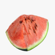 Watermelon Wedge 3d model