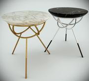 Atlas Side Table Dering Hall 3d model