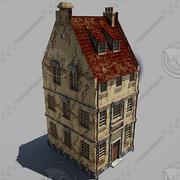 FantasyHouse10 3d model