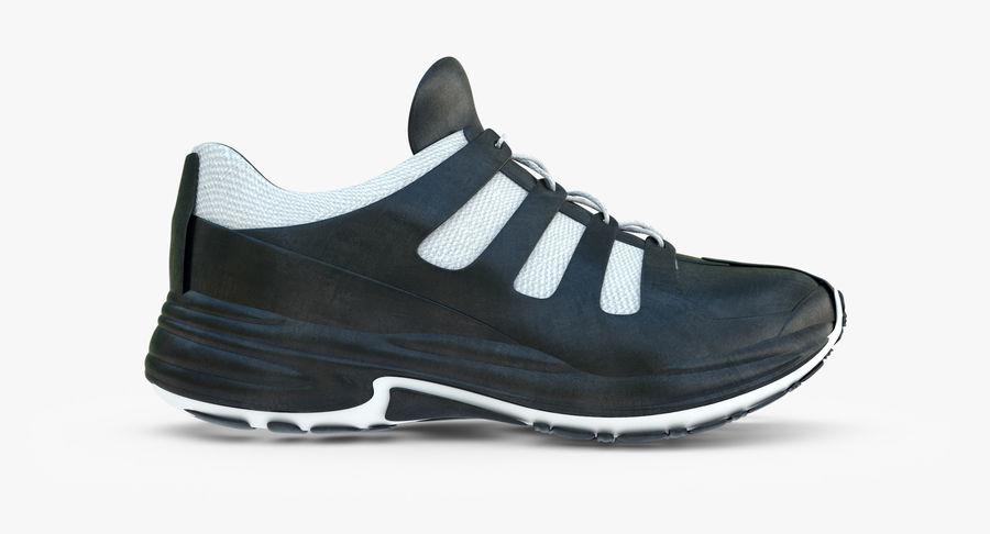 Chaussures de course royalty-free 3d model - Preview no. 5