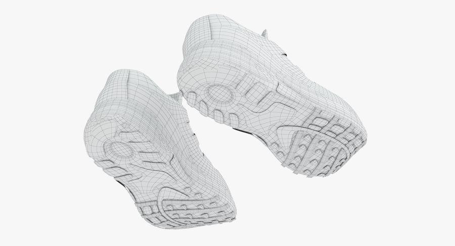 Chaussures de course royalty-free 3d model - Preview no. 16