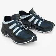 Running Shoes 3d model