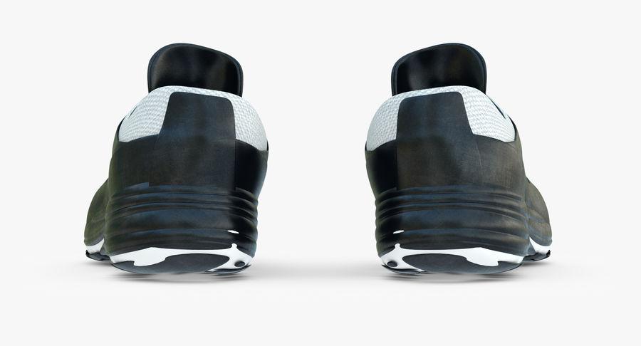 Chaussures de course royalty-free 3d model - Preview no. 11