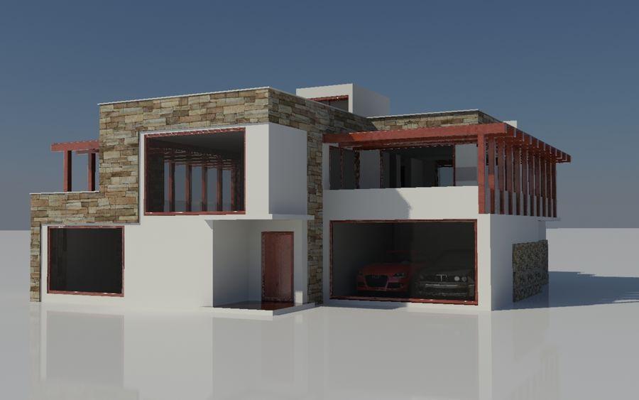 Mediterranean house 3d model 25 max free3d - Mediterrane mobel ...