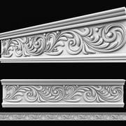Moulding 10 3d model