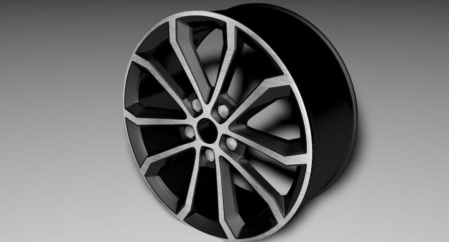 Rodas royalty-free 3d model - Preview no. 2