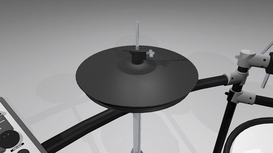 Electronic Drum Kit Roland V Drums Td20 3d Model 12