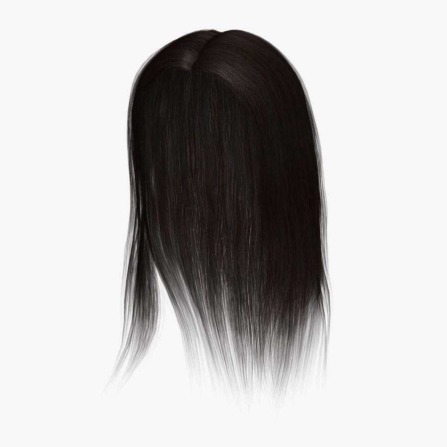 Lisa Hair 3d Model 9 X Obj 3ds Free3d