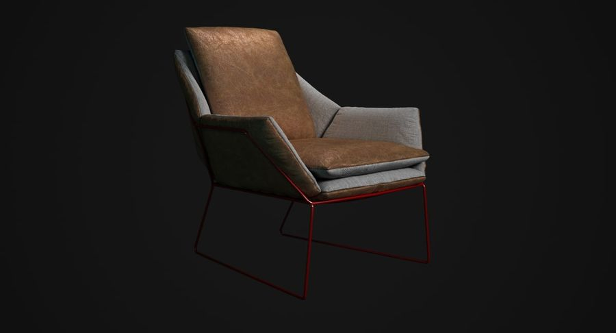 Saba New York royalty-free 3d model - Preview no. 13