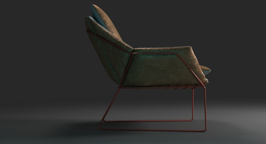Saba New York royalty-free 3d model - Preview no. 8