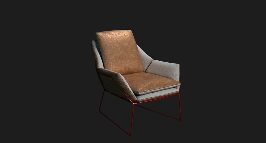 Saba New York royalty-free 3d model - Preview no. 12