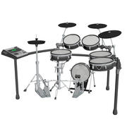 Electronic Drum Kit: Roland V-Drums TD-20 3d model