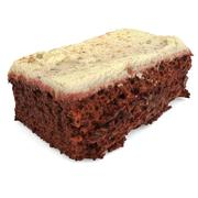 Red Velvet Cake 3d model