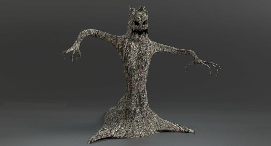 Дерево Монстр royalty-free 3d model - Preview no. 3