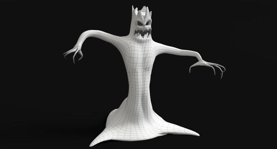 Дерево Монстр royalty-free 3d model - Preview no. 11