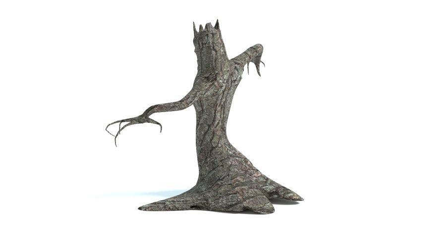 Дерево Монстр royalty-free 3d model - Preview no. 6