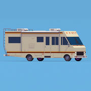 Breaking Bad RV 3d model