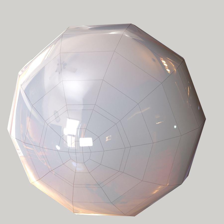 Realistic Human Eye Bundle royalty-free 3d model - Preview no. 25