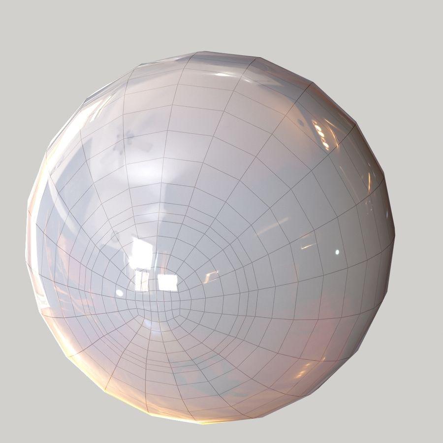 Realistic Human Eye Bundle royalty-free 3d model - Preview no. 26