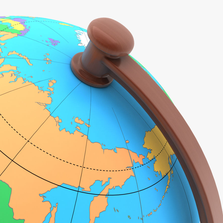 Rotating globe 3d model 9 obj 3ds x free3d rotating globe royalty free 3d model preview no 4 gumiabroncs Choice Image