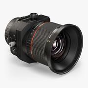 Rokinon 24mm f/3.5 Lens 3d model