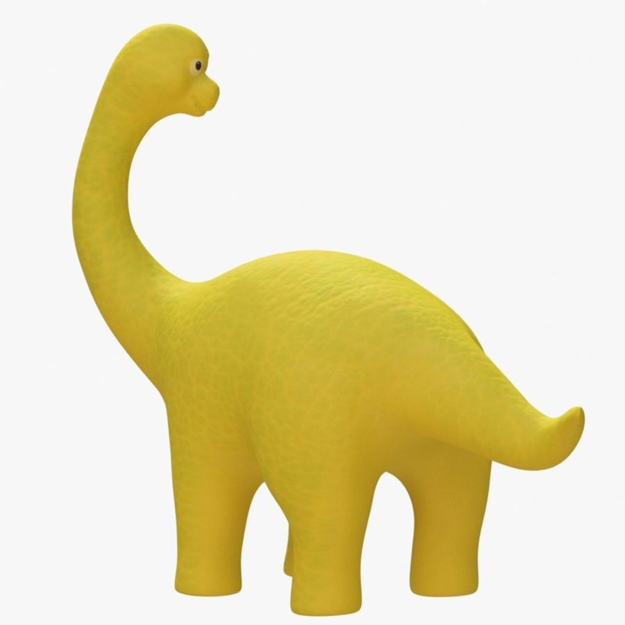 dinosaur royalty-free 3d model - Preview no. 4