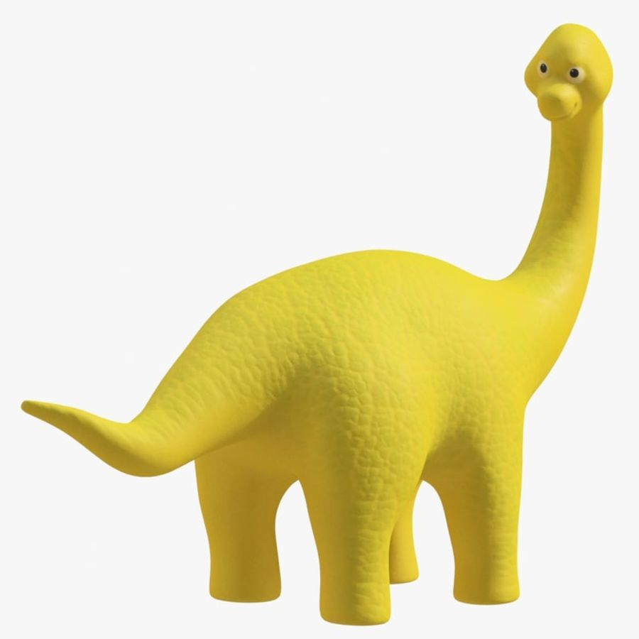 dinosaur royalty-free 3d model - Preview no. 2
