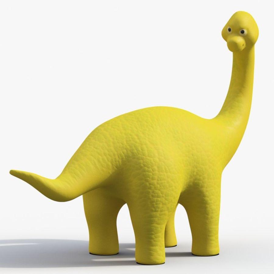 dinosaur royalty-free 3d model - Preview no. 1