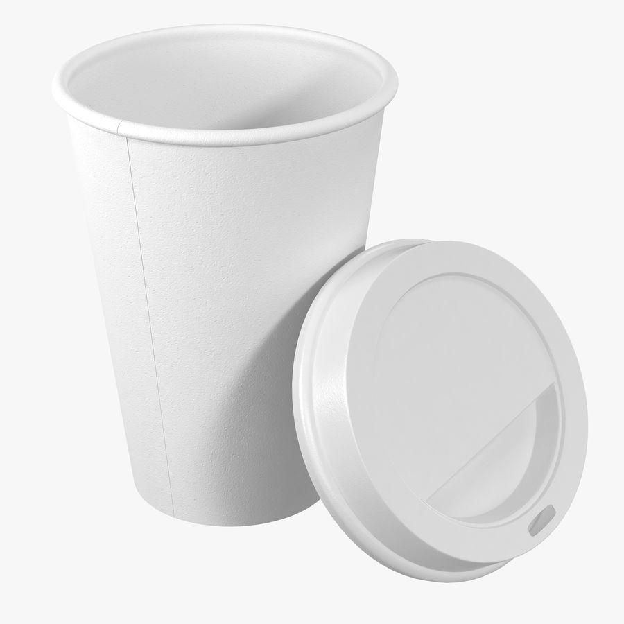 Paper Cup 3D Model $19 -  max  obj  fbx  3ds - Free3D