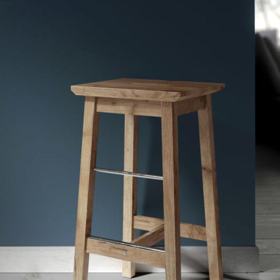 Ikea Bosse Stool 3d Model 12 Obj Oth Max Free3d