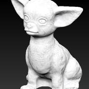chihuahua 3d model