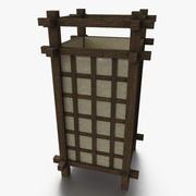 Small Lamp 001 3d model