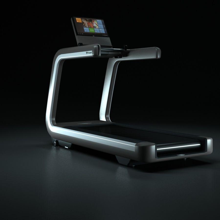 Run Technogym Cardio Gym Artis 3d Model 5 Max 3ds