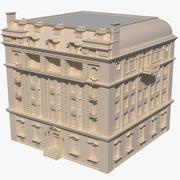 Graceview Mansion 3d model