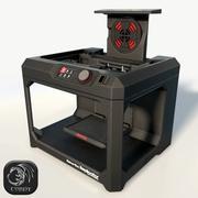 MakerBot Replicator 3D printer 3d model