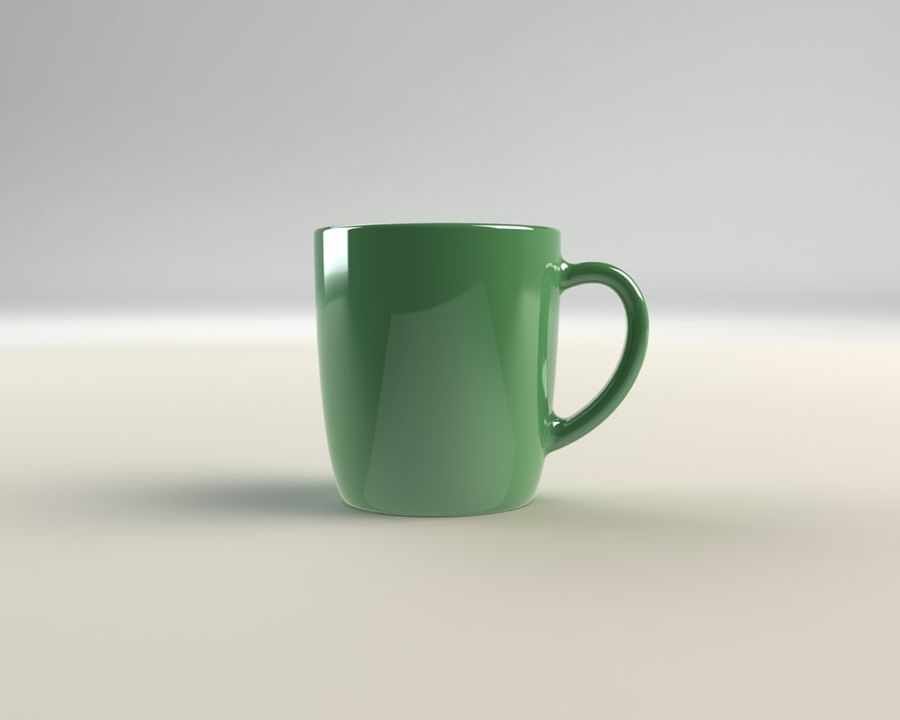 Glass royalty-free 3d model - Preview no. 5