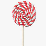 Lollipop 2 3d model