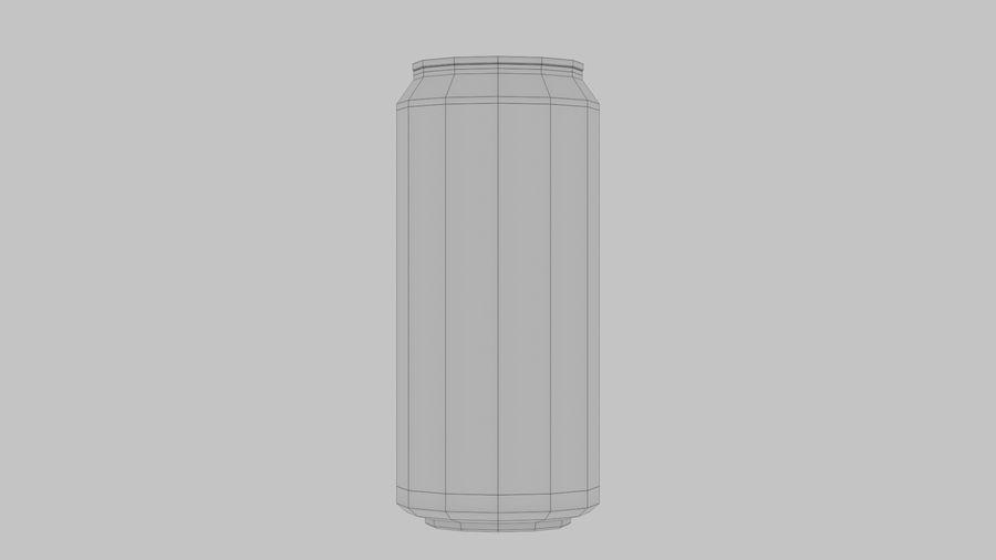 Энергетический напиток может royalty-free 3d model - Preview no. 8