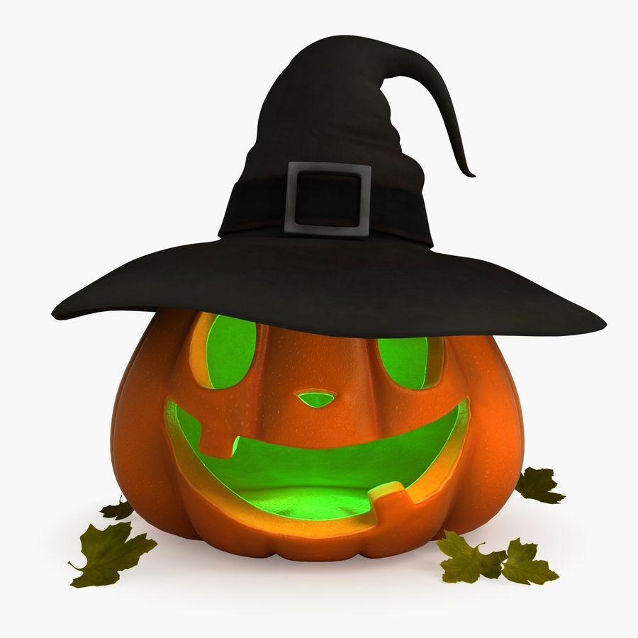 Halloween Pumpkin Cartoon Images.Cartoon Halloween Pumpkin 3d Model 49 Max Obj Fbx Free3d