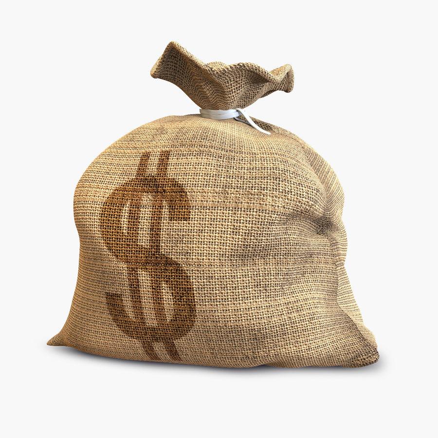 Money Bag 3D Model $29 - .max .obj .fbx .
