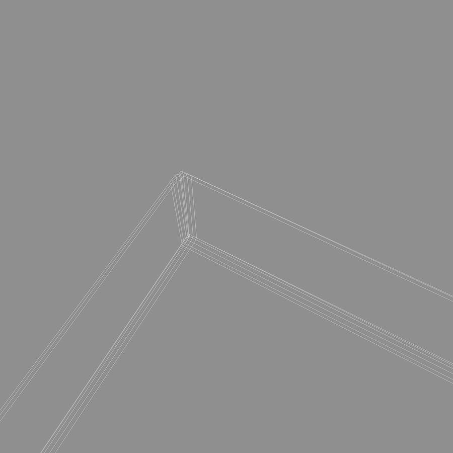 ボックス段ボール royalty-free 3d model - Preview no. 12