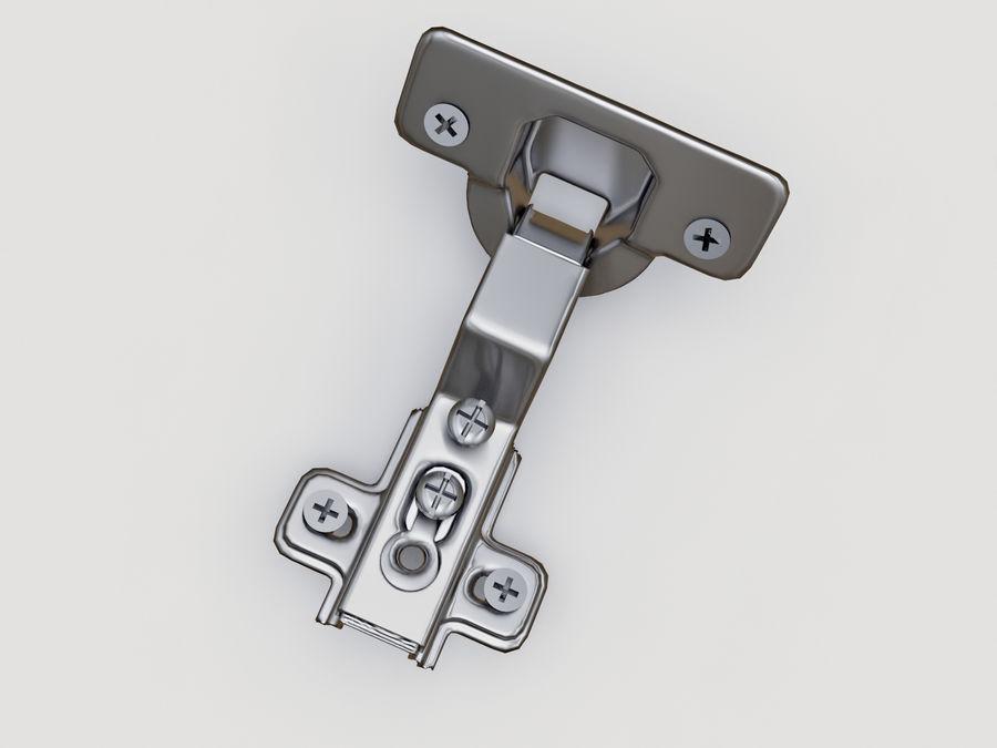 Möbel slinga 03 royalty-free 3d model - Preview no. 5